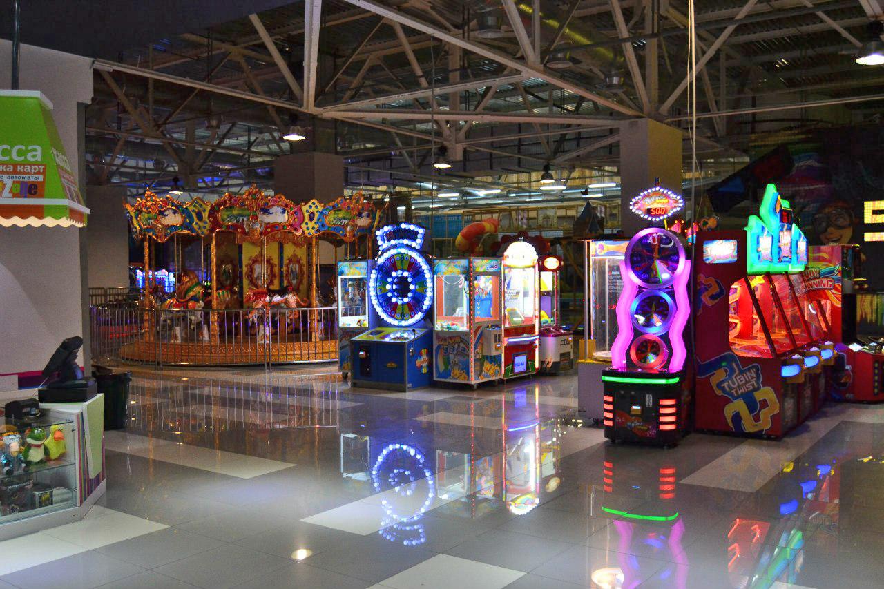 игровые автоматы в краснодаре 2012
